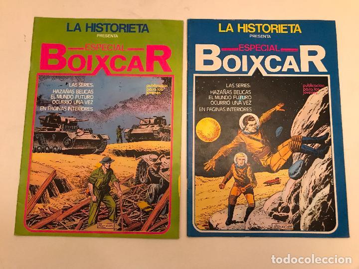 Cómics: COLECCION COMPLETA DE 17 NUMEROS. LA HISTORIETA PRESENTA ESPECIAL BOIXCAR 1982. URSUS. - Foto 5 - 99814463