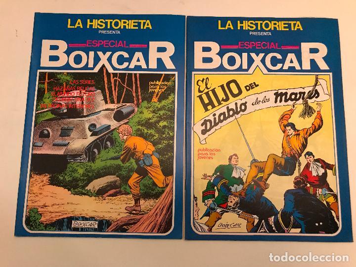 Cómics: COLECCION COMPLETA DE 17 NUMEROS. LA HISTORIETA PRESENTA ESPECIAL BOIXCAR 1982. URSUS. - Foto 7 - 99814463