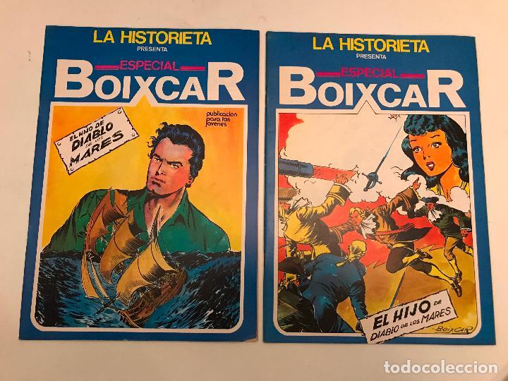 Cómics: COLECCION COMPLETA DE 17 NUMEROS. LA HISTORIETA PRESENTA ESPECIAL BOIXCAR 1982. URSUS. - Foto 8 - 99814463