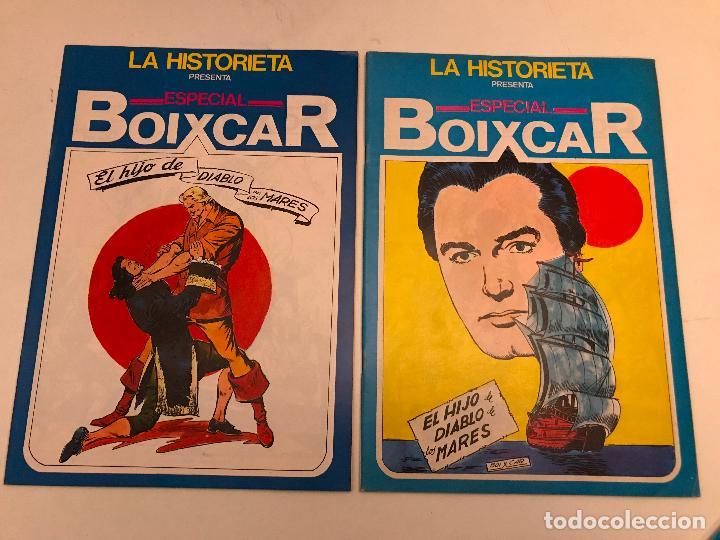 Cómics: COLECCION COMPLETA DE 17 NUMEROS. LA HISTORIETA PRESENTA ESPECIAL BOIXCAR 1982. URSUS. - Foto 9 - 99814463