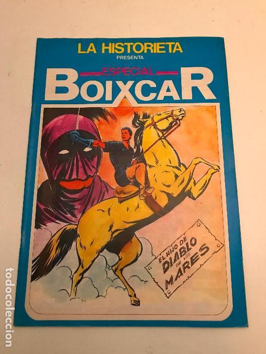 Cómics: COLECCION COMPLETA DE 17 NUMEROS. LA HISTORIETA PRESENTA ESPECIAL BOIXCAR 1982. URSUS. - Foto 10 - 99814463