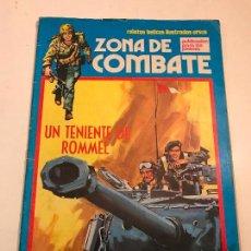 Cómics: ZONA DE COMBATE Nº 28. URSUS 1976.. Lote 99816919