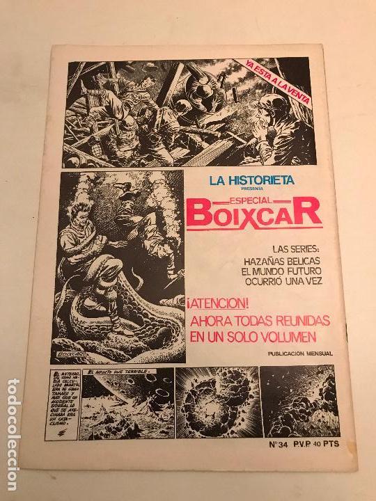 Cómics: HAZAÑAS BELICAS EXTRA Nº 34 V1. URSUS 1981 - Foto 2 - 99822907