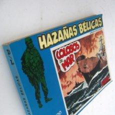 Cómics: HAZAÑAS BÉLICAS - BOIXCAR - EXTRA 13 - 4 VOLÚMENES (15 HISTORIAS) AÑOS 70 -. Lote 100472467