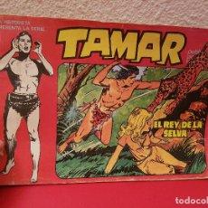 Cómics: COMIC TAMAR EL REY DE LA SELVA 2 URSUS LA HISTORIETA 1980 COMICS. Lote 101319355
