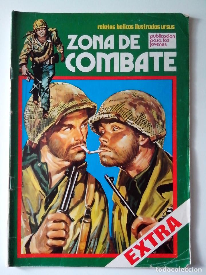 COMIC URSUS EXTRA ZONA DE COMBATE Nº 27 MUY BUEN ESTADO (Tebeos y Comics - Ursus)