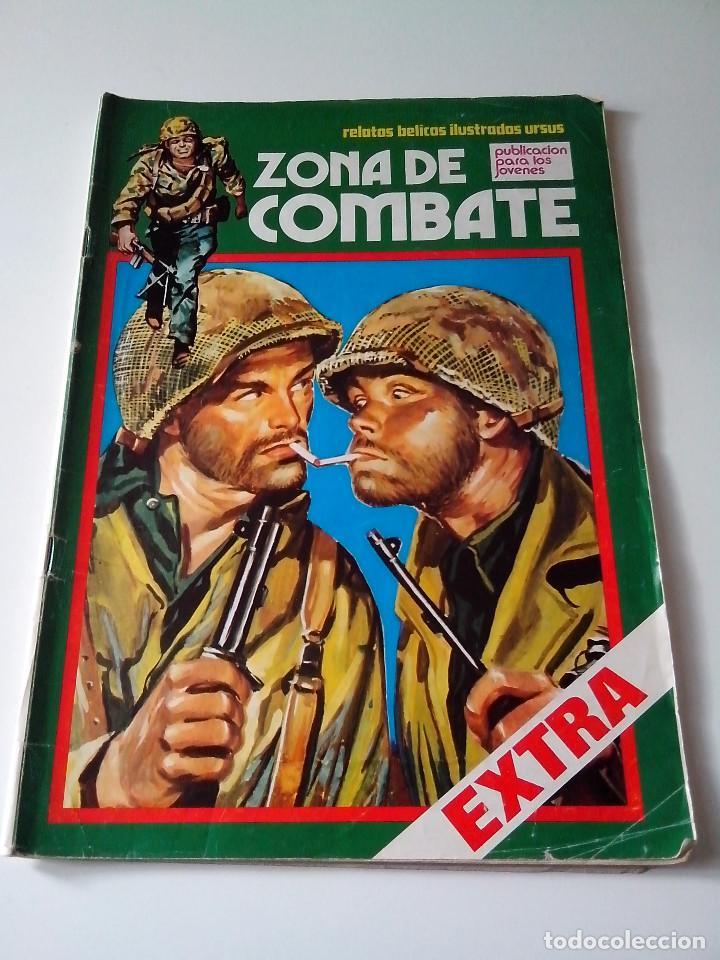 Cómics: COMIC URSUS EXTRA ZONA DE COMBATE Nº 27 MUY BUEN ESTADO - Foto 2 - 104552699