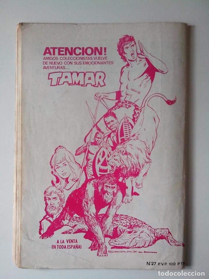 Cómics: COMIC URSUS EXTRA ZONA DE COMBATE Nº 27 MUY BUEN ESTADO - Foto 4 - 104552699