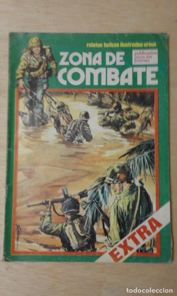 ** ZONA DE COMBATE - EXTRA.** Nº 47 - URSUS 1979 (Tebeos y Comics - Ursus)