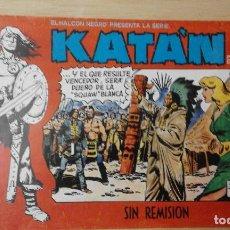 Cómics: KATAN - ** SIN REMISIÓN ** Nº 6 - - URSUS ED. 1980. Lote 105361595