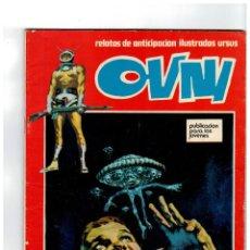 Cómics: OVNI Nº 8. Lote 109405243
