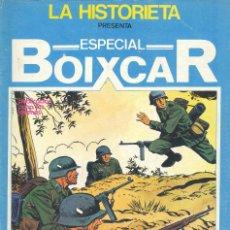 Cómics: LA HISTORIETA. BOIXCAR Nº4- URSUS EDICIONES, 1980. HAZAÑAS BELICAS, MUNDO FUTURO, OCURRIO UNA VEZ. Lote 112806656