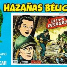 Cómics: HAZAÑAS BÉLICAS VOL.38. Lote 112081411