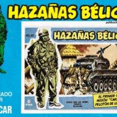 Cómics: HAZAÑAS BÉLICAS VOL.82. Lote 112081543