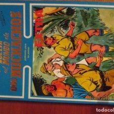 Cómics: LA VUELTA AL MUNDO DE DOS MUCHACHOS. URSUS 1982. COMPLETA +. Lote 112257771