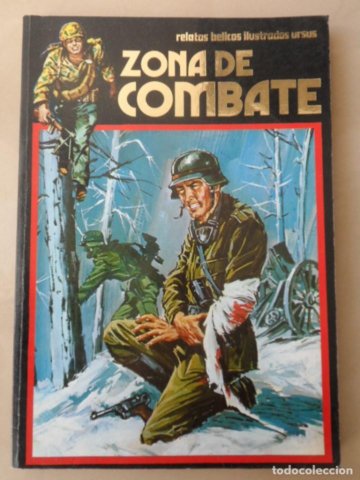 ZONA DE COMBATE: EXTRA Nº 11 - POSIBLE ENVÍO GRATIS - URSUS - RETAPADO CON 3 NÚMEROS (Tebeos y Comics - Ursus)