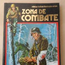 Cómics: ZONA DE COMBATE: EXTRA Nº 11 - POSIBLE ENVÍO GRATIS - URSUS - RETAPADO CON 3 NÚMEROS. Lote 113074523