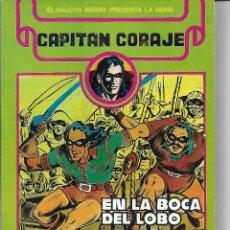 Cómics: EL CAPITAN CORAJE COLECCION COMPLETA. Lote 113082323