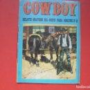 Cómics: CÓMIC COWBOY (Nº 8) (ED. URSUS, 1972) ORIGINAL. ¡COLECCIONISTA!. Lote 113104091
