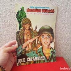 Cómics: COMIC TEBEO URSUS TORAY RALATOS BELICOS HAZAÑAS BELICAS Nº 8 QUE CALAMIDAD 1973. Lote 115033167