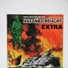 Cómics: CÓMIC - HAZAÑAS BÉLICAS EXTRA Nº 3 / RETAPADO : Nº 45 AL 53 - EDI. URSUS, AÑO 1979. Lote 115105326
