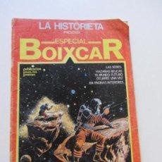 Cómics: LA HISTORIETA PRESENTA - ESPECIAL BOIXCAR - Nº 3 - AÑO 1980 - URSUS C12. Lote 115472403