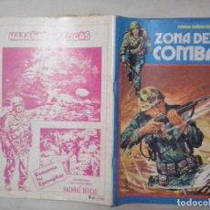 Cómics: TEBEOS Y COMICS: ZONA DE COMBATE Nº 41. RELATOS BELICOS ILUSTRADOS (ABLN). Lote 115563711