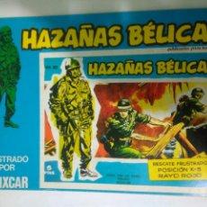 Cómics: HAZAÑAS BELICAS ORIGINAL NUMERO 163,VOL 63 URSUS. Lote 115610906