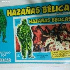 Cómics: HAZAÑAS BELICAS ORIGINAL NUMERO 179,VOL 79 BOIXCAR. Lote 115611554