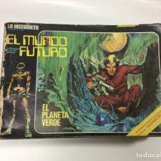 Cómics: TOMO ÚNICO EL MUNDO FUTURO - 12 TEBEOS - URSUS. Lote 115792651