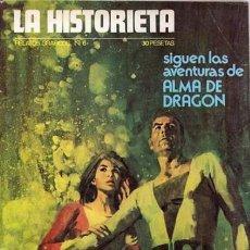 Cómics: LA HISTORIETA- Nº 6 -ESTEBAN MAROTO- LÓPEZ ESPÍ- BOIXCAR-JOSÉ GUAL- BUENO-1973-MUY ESCASO-LEAN- 8257. Lote 115903107
