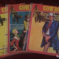 Cómics: COWBOY NÚMEROS 16, 19 Y 26 DE URSUS EDICIONES. Lote 116168327