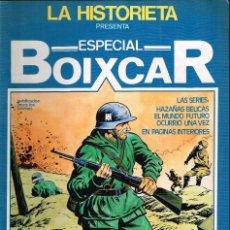 Cómics: LA HISTORIETA PRESENTA: ESPECIAL BOIXCAR. Nº 2 URSUS SIN LEER. Lote 116382639