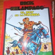 Cómics: DICK RELAMPAGO, EL REY DE LA PRADERA - COLECCION COMPLETA EN UN TOMO + JIM HURRACAN. Lote 116507051