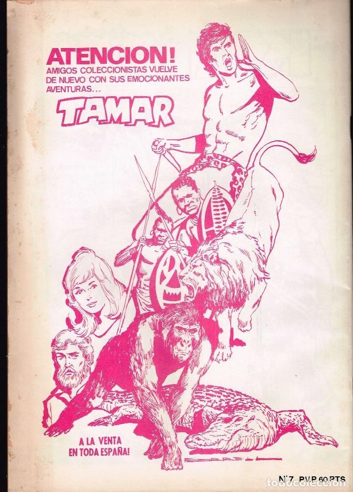 Cómics: Gorila .Relatos de aventuras ilustradas Ursus.nº7 Doyer, Alan sin leer - Foto 2 - 116383755
