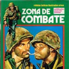 Cómics: ZONA DE COMBATE EXTRA Nº27 RELATOS BÉLICOS ILUSTRADOS URSUS. Lote 117349651