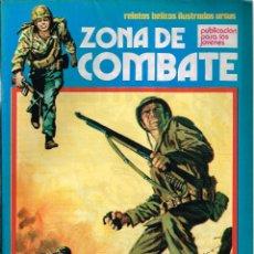 Cómics: ZONA DE COMBATE Nº143 RELATOS BÉLICOS ILUSTRADOS URSUS. Lote 117356127