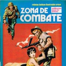 Cómics: ZONA DE COMBATE Nº73 RELATOS BÉLICOS ILUSTRADOS URSUS. Lote 117356391