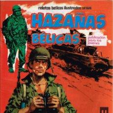 Cómics: HAZAÑAS BÉLICAS. EXTRA Nº20 RELATOS BÉLICOS ILUSTRADOS URSUS. 1979. Lote 117514391