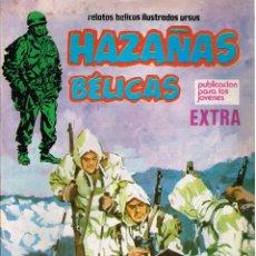 Cómics: HAZAÑAS BÉLICAS. EXTRA Nº15 RELATOS BÉLICOS ILUSTRADOS URSUS. 1979. Lote 117515019