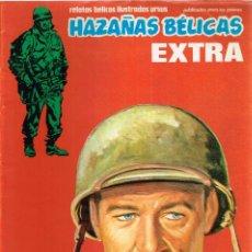 Cómics: HAZAÑAS BÉLICAS. EXTRA Nº33 RELATOS BÉLICOS ILUSTRADOS URSUS. 1979. Lote 117515343