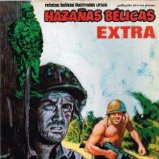 Cómics: HAZAÑAS BÉLICAS. EXTRA Nº49 RELATOS BÉLICOS ILUSTRADOS URSUS. 1979 . Lote 117515455