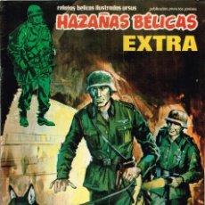 Cómics: HAZAÑAS BÉLICAS. EXTRA Nº48 RELATOS BÉLICOS ILUSTRADOS URSUS. 1979. Lote 117515655