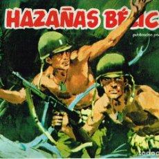 Cómics: HAZAÑAS BÉLICAS, EDITORIAL URSUS. Nº 56 . 1973 BOIXCAR. Lote 118142091