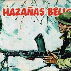 Cómics: HAZAÑAS BÉLICAS, EDITORIAL URSUS. Nº 70 . 1973 BOIXCAR. Lote 118142271