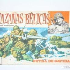 Comics: ANTIGUO CÓMIC - HAZAÑAS BÉLICAS, EXTRA NAVIDAD - EDIT URSUS - AÑO 1973. Lote 118804768