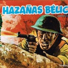 Cómics: HAZAÑAS BÉLICAS, EDITORIAL URSUS. Nº82 . 1973 BOIXCAR. Lote 119079635