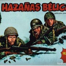 Cómics: HAZAÑAS BÉLICAS, EDITORIAL URSUS. Nº100 . 1973 BOIXCAR. Lote 119079971