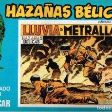 Cómics: HAZAÑAS BÉLICAS, EDITORIAL URSUS. Nº111 . 1973 VOL.XI BOIXCAR. Lote 119122483