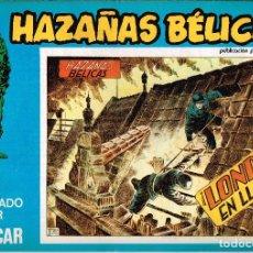 Cómics: HAZAÑAS BÉLICAS, EDITORIAL URSUS. Nº112 . 1973 VOL.XII BOIXCAR. Lote 119122603